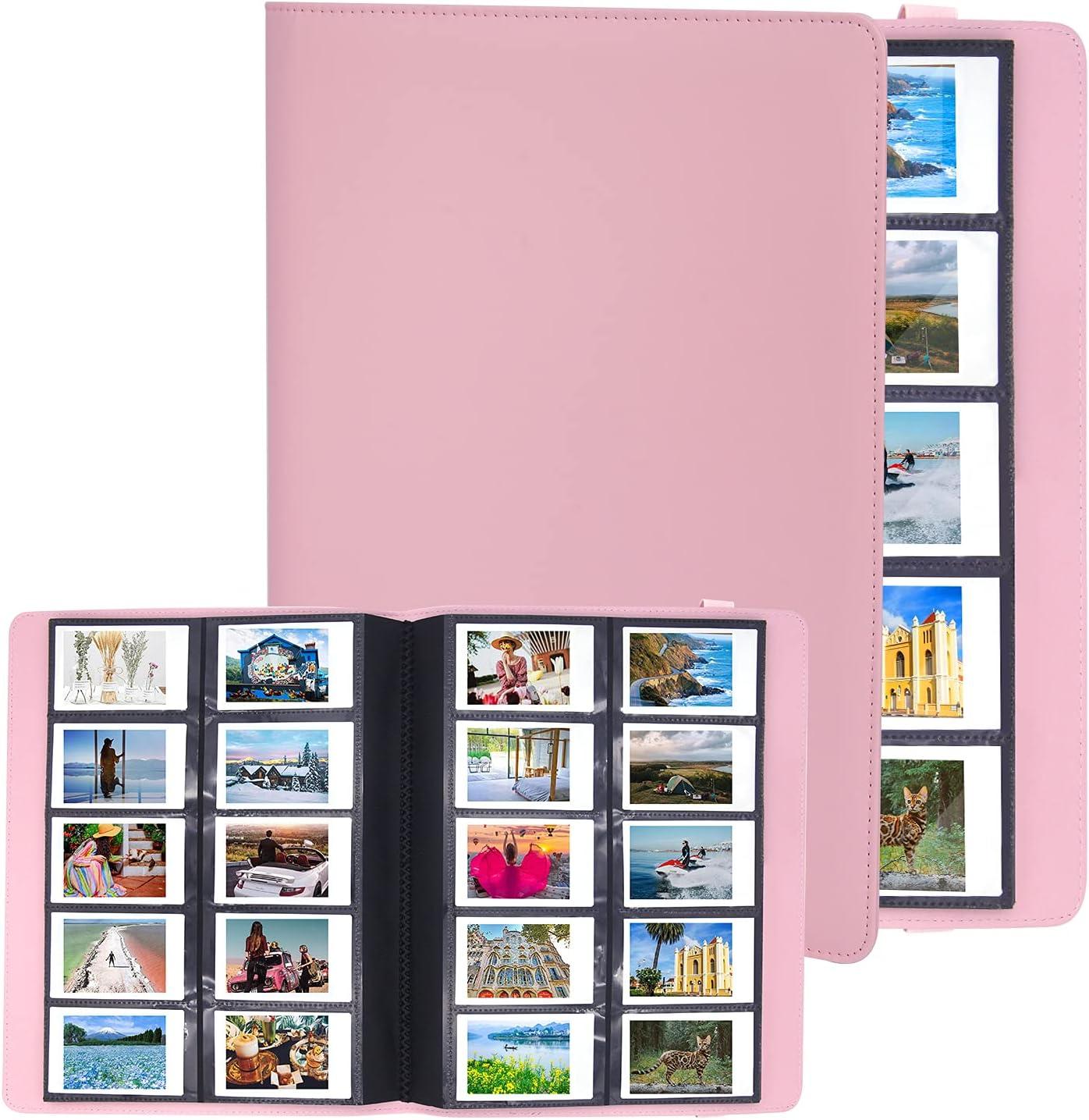 400 Pockets Photo Album Albuquerque Mall for Camera Polaroi Mini Max 83% OFF Instax Fujifilm