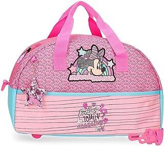 Bolsa de Viaje Minnie Pink Vibes 40 cm, Rosa
