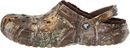 Classic Lined Realtree Edge Clog