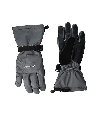 Columbia Whirlibirdtm Gloves (City Grey) Snowboard Gloves