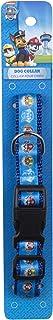 طوق أزرق مرخص رسميًا من بن بلاكس، يضم مارشال ورابل وسكي من نيكيلوديون باو باترول - العرض 1.9 سم × الطول 45.7 سم (قابل للتع...