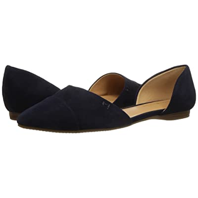 Tommy Hilfiger Naree3 (Navy Suede) Women