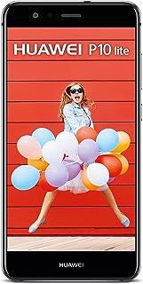Huawei P10 Lite Smartphone(13,2 cm (5,2 Zoll) Nano SIM, 32 GB, AndroidTM 7.0) schwarz