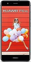 HUAWEI P10 Lite Nero, 5.2 Full HD, Kirin 658 OctaCore, Ram 4GB, Memoria 32GB, 4G, Fotocamera 12Mpx, Android 7.0, Italia