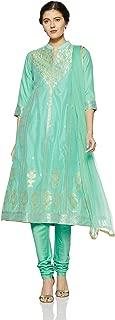 BIBA Women's Anarkali Salwar Suit