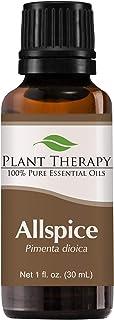 Plant Therapy Allspice Essential Oil 30 mL (1 oz) 100% Pure, Undiluted, Therapeutic Grade