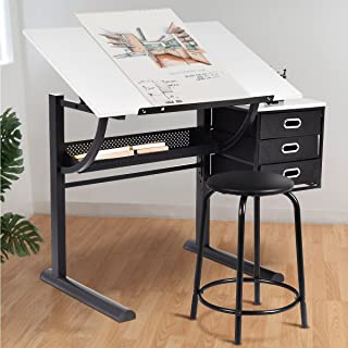collapsible art table