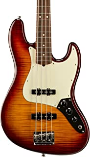 Fender Limited Edition American Professional Jazz Bass FMT Aged Cherry Sunburst