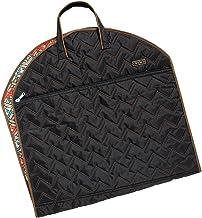 Cinda b. Slim Garment Bag, Ravinia Black, One Size