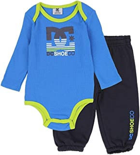 DC Shoes Babyboys 2-Piece Long Sleeve Body & Loung Pants Set