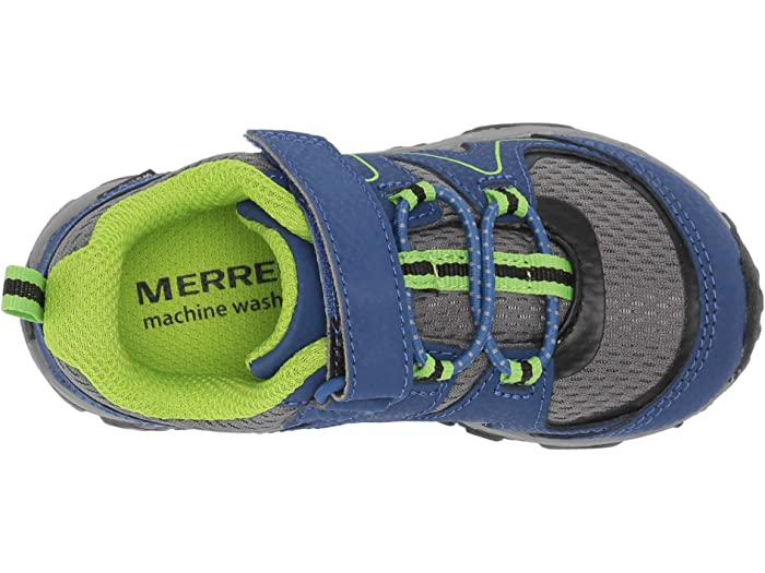 Merrell Trail Quest Big Kid 12.5 Blue//Green