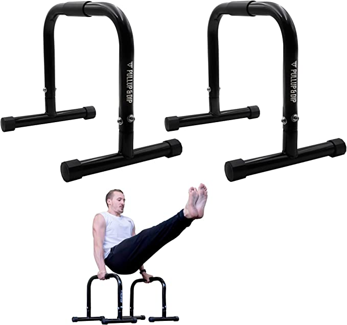 260 opinioni per PULLUP & DIP Parallele Fitness, Parallettes con Maniglie Extra Grandi Per
