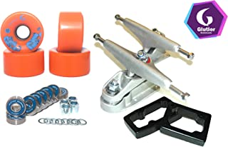 Glutier Set Surfskate Trucks T12. Perfect for Skat...