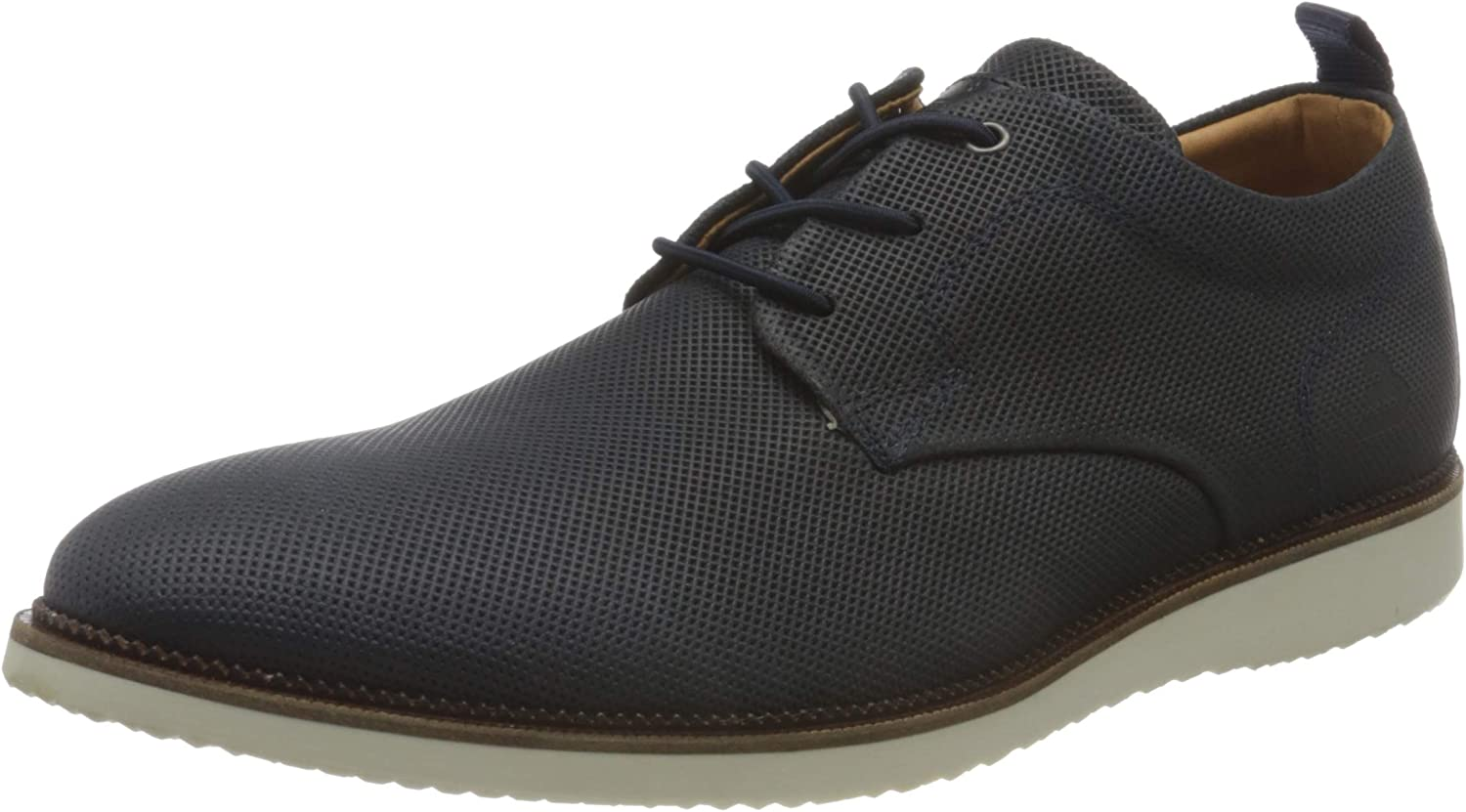 BULLBOXER Men's Derby Lace-up Oxford