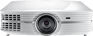 Optoma UHD550X Video - Proyector (2800 lúmenes ANSI, DLP, 2160p (3840x2160), 16:9, 671,8 - 7675,9 mm (26.4 - 302.2