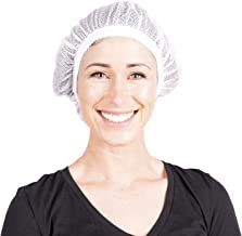 Mesh Bonnet Protective Night Cap for Curly or Frizzy Hair Protection, 2-Pack