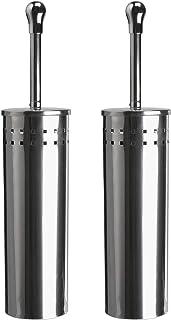 comprar comparacion Ikea Baren - Escobilla de baño (2 unidades, acero inoxidable)