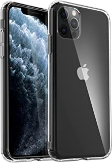 """Migeec Compatible for iPhone 11 Pro Case Shockproof Protective Soft Slim Thin Cover for iPhone 11 Pro Phone Case 5.8"""", Cry..."""
