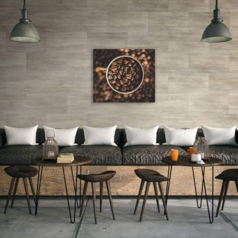Amazon Com Mats Inc Easy Cover Pro Stone Wall Tiles 12 X 24 Loft Home Kitchen