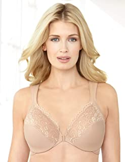 Glamorise Women's Full Figure Underwire Front Close Bra...
