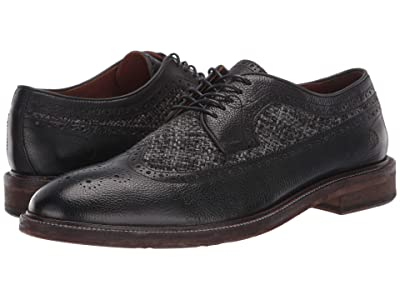 J&M EST. 1850 Brewer Wing (Black) Men