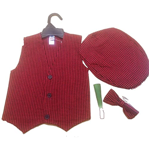 bb670719e Boys Traditional Welsh Costume Set large 7-9y