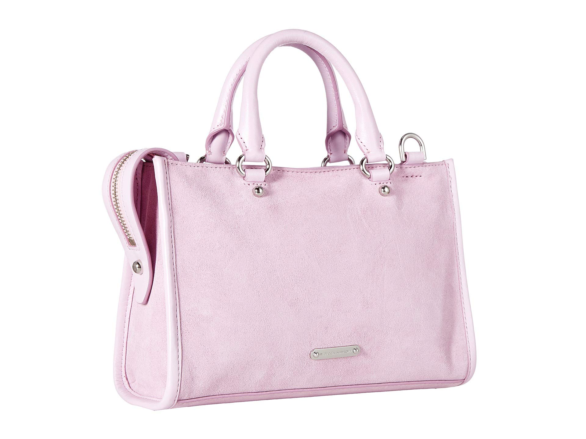 Bedford Minkoff Rebecca Satchel Orchid Light Micro Zip Fn1Eq