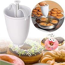 Machine à Beignet, Mini DIY Donut Maker Machine Portable Manual Donut Maker Kitchen Baking Tools, for Making Doughnuts at ...