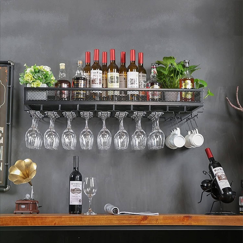 De Acero Inoxidable Wkaijc Estante Del Vino La Creatividad La Personalidad Sencilla Mesa Estante Del Vino Moda Hogar Decoración Artículos y equipo de servicio para la restauración Botelleros