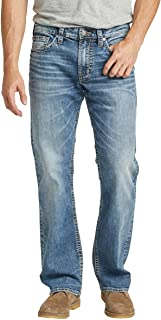 Men's Zac Relaxed Fit Straight Leg Jeans
