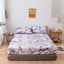 3D Air Fabric Mattress Cover,Bed Sheet Protective Case Bedspread Dust Cover,Non-Slip,Smooth,Waterproof Blanket Cover