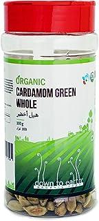 Organic Cardamom Green Whole 100 G
