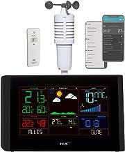 TFA Dostmann Breeze, 35.8001.01, wifi-weerstation, incl. windmeter, professionele weersvoorspelling, gratis view-app, baro...
