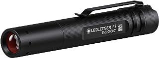 Ledlenser - P2 Professional LED Key-Ring Torch, 25m Beam Range, 7hr runtime, Rapid Focus System