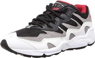 new balance Men's 850 Black/White Running Shoe
