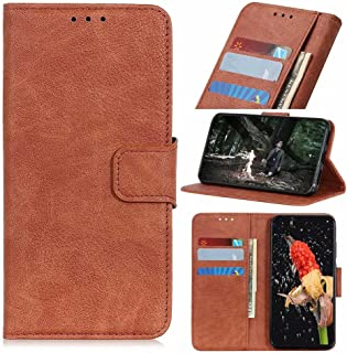 for Xiaomi Black Shark 3S Leather Case Flip Over With Card Slot Kickstand RFID blocking Wallet 360 Degrees Protective Cove...