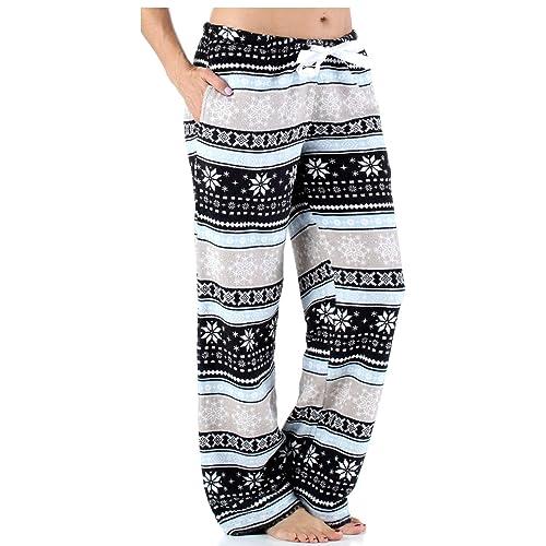 2f103d2af0 PajamaMania Women s Sleepwear Fleece Pajamas PJ Pants