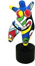"""Modell /""""Drip/"""" von Laure Terrier H 52 cm Statue der Frau oder nana Ballerina"""