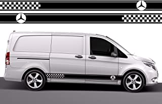 Amazon.es: adhesivos mercedes vito