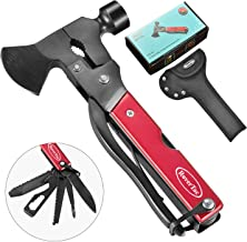 RoverTac Multitool Camping Tool Survival Gear Handy Gifts for Men Women UPGRADED 14 in 1..