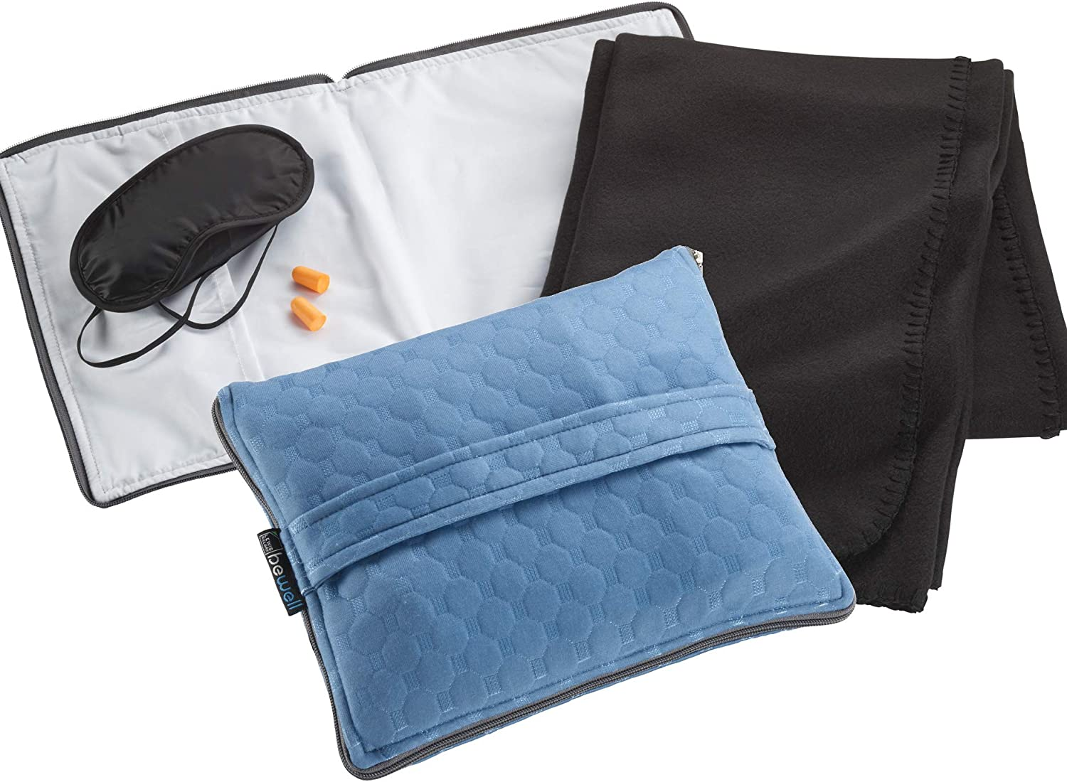 Lewis N. Clark Albuquerque Mall Ultimate Comfort Set Kit + Ai Travel Brand new Portable for