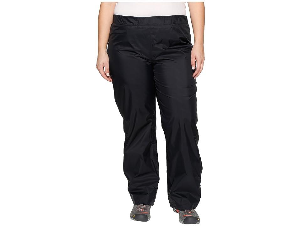 Columbia Storm Surgetm Pant 1XL-3XL (Black) Women