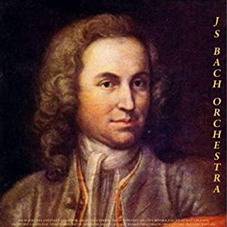 Bach: Toccata and Fugue in D Minor, Air On the G String, Violin Concerto No. 1 in a Minor & Jesu, Joy of Man's Desiring - Pachelbel: Canon in D - Vivaldi: Concertos - Albinoni: Adagio - Rinaldi: Works - Frescobaldi: Organ Works - Paradisi: Toccata