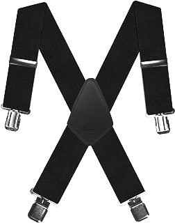 mens work suspenders