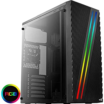 Aerocool STREAK Case Middle Tower ATX RGB