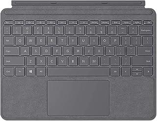Microsoft Surface Go Signature Alcantara Type Cover QWERTY - Grijs