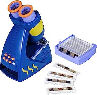 Educational Insights 8801 GeoSafari Jr. Talking Microscope,Multi-color