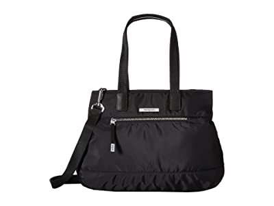 Hedgren Glitz RFID Handbag (Black) Handbags