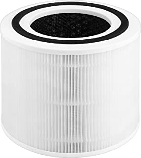 Housmile 3-in-1 Core P350-RF H13 True Replacement HEPA Filter Compatible with LEVOIT Core P350 Pet Care Air Purifier Odor Eliminator with ARC Formula, New Fine Non-Woven Fabric Pre