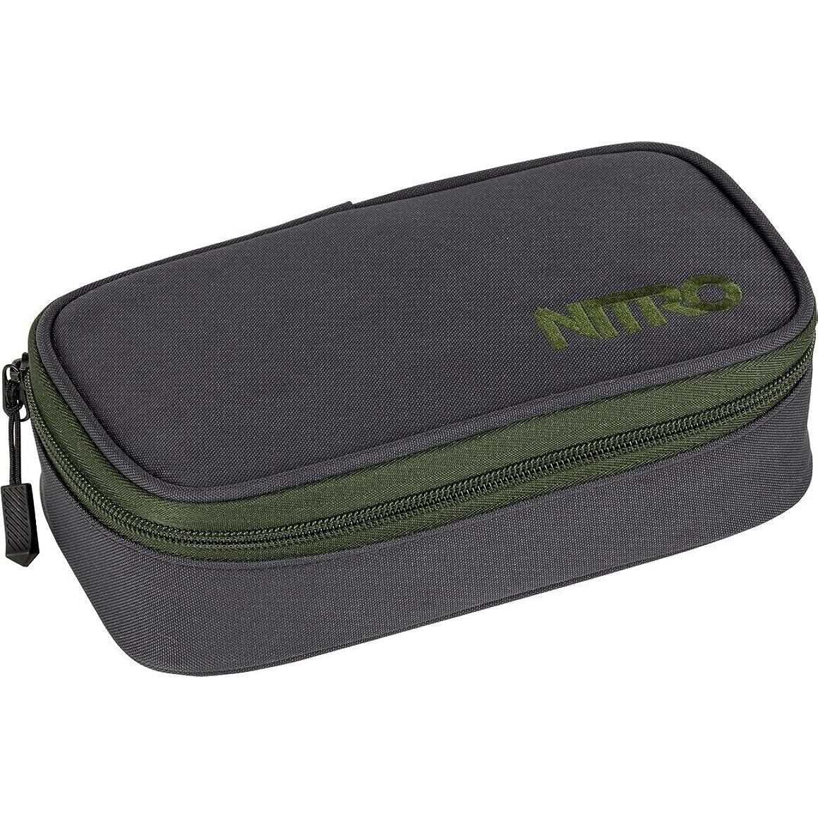 Nitro Snowboards Pencil Case XL Backpack, Unisex, Pencil CASE XL